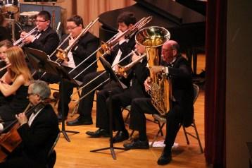 Holiday Concert via Gabriel Youth Orchestra, Lengel Auditorium, Pottsville MS (54)