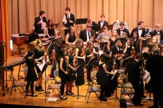 Holiday Concert via Gabriel Youth Orchestra, Lengel Auditorium, Pottsville MS (63)