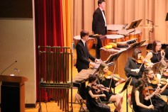 Holiday Concert via Gabriel Youth Orchestra, Lengel Auditorium, Pottsville MS (72)