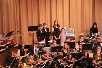 Holiday Concert via Gabriel Youth Orchestra, Lengel Auditorium, Pottsville MS (77)
