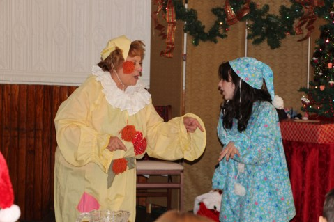 Lunch With Santa and Holiday Show, Tamaqua Community Arts Center, Tamaqua, 11-29-2015 (42)