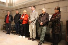 Ribbon Cutting for Renovations to Tamaqua Historical Society Museum, Tamaqua, 12-18-2015 (50)