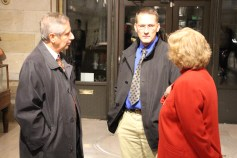 Ribbon Cutting for Renovations to Tamaqua Historical Society Museum, Tamaqua, 12-18-2015 (8)