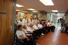 SA Bell Choir, St Luke's Hospital, Coaldale (11)