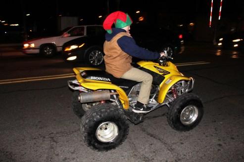 Santa Parade and Park Illumination, Depot Square Park, Tamaqua, 12-4-2015 (8)