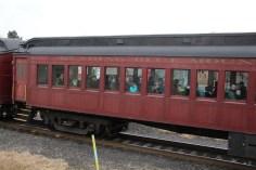 Santa Train Rides, via Tamaqua Historical Society, Train Station, Tamaqua, 12-19-2015 (128)