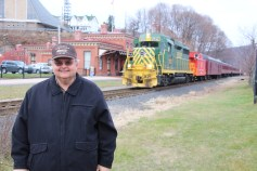 Santa Train Rides, via Tamaqua Historical Society, Train Station, Tamaqua, 12-19-2015 (3)