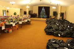 SCMCL Toys For Tots, Salvation Army, Distribution, Lehighton (2)