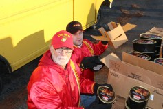 SCMCL Toys For Tots, Salvation Army, Distribution, Lehighton (37)