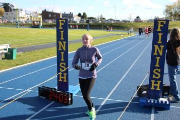 SubUrban 5k Run, Memory of Thelma Urban, TASD Sports Stadium, Tamaqua, 10-17-2015 (187)
