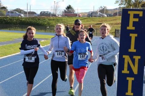SubUrban 5k Run, Memory of Thelma Urban, TASD Sports Stadium, Tamaqua, 10-17-2015 (199)
