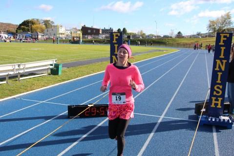 SubUrban 5k Run, Memory of Thelma Urban, TASD Sports Stadium, Tamaqua, 10-17-2015 (305)