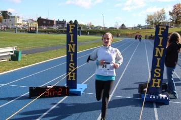 SubUrban 5k Run, Memory of Thelma Urban, TASD Sports Stadium, Tamaqua, 10-17-2015 (307)