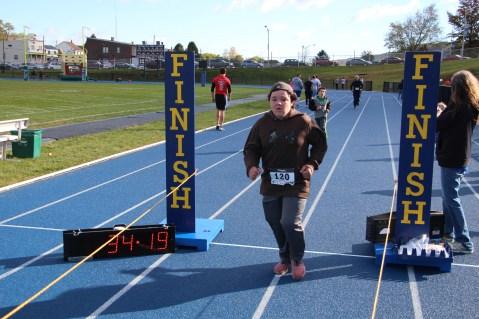 SubUrban 5k Run, Memory of Thelma Urban, TASD Sports Stadium, Tamaqua, 10-17-2015 (374)