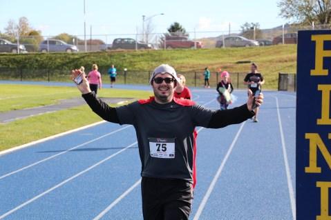 SubUrban 5k Run, Memory of Thelma Urban, TASD Sports Stadium, Tamaqua, 10-17-2015 (438)