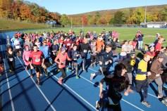 SubUrban 5k Run, Memory of Thelma Urban, TASD Sports Stadium, Tamaqua, 10-17-2015 (70)
