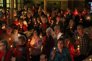 Tamaqua Community Advent Breakfast, Zion Evangelical Lutheran Church, Tamaqua, 12-12-2015 (136)