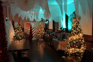 Tree Festival, Voting, Tamaqua Community Arts Center, Tamaqua, 12-4-2015 (52)