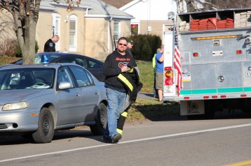 Two Vehicle Accident, Lafayette Avenue, SR54, Hometown, 12-10-2015 (22)