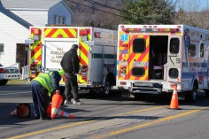Two Vehicle Accident, north of Ben Titus Road on SR309, Rush Township, 12-4-2015 (2)