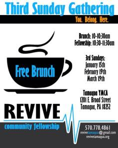 revive-community-fellowship-schedule-at-tamaqua-ymca-tamaqua