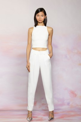 PIRE SLVLS FITTED CROP TOP+HW ARTHUR PNT W OUT CUFF copy