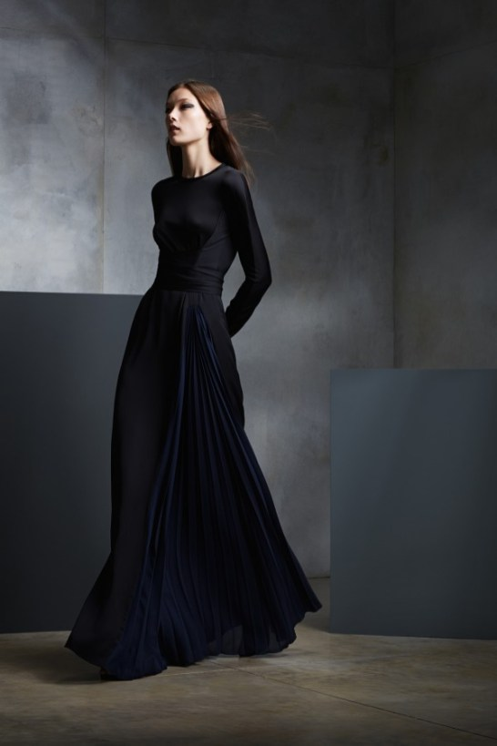 Issa Gothic Dress - Pre-Fall 2015