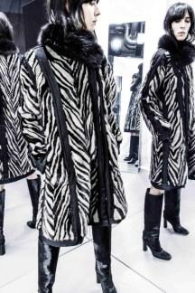 Lanvin Zebra - Pre-Fall 2015