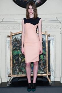 Roland Mouret Pink Dress - Pre-Fall 2015