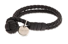 Bottega Veneta - Double woven bracelet