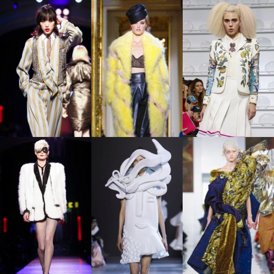 Art as Couture - Paris Couture Week S/S16