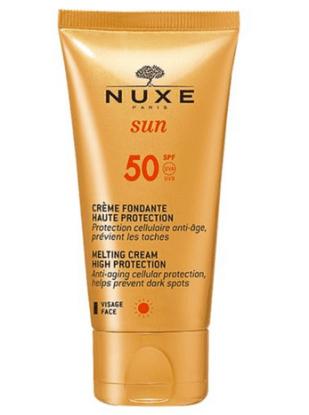 NUXE Sun Fondant Cream for Face SPF 50
