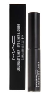 17. Mac Liquidlast Liner Point Black