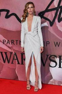 Abbey Clancy - British Fashion Awards 2016