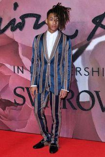 Jaden Smith - British Fashion Awards 2016