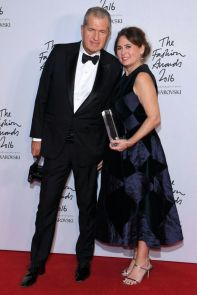 Special Recognition: Celebrating 100 Years Of British Vogue Winner: Vogue's Alexandra Shulman Presented by: Mario Testino