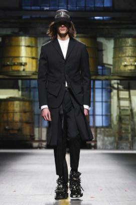 DSquared2 Menswear Fall Winter 2017 Milan