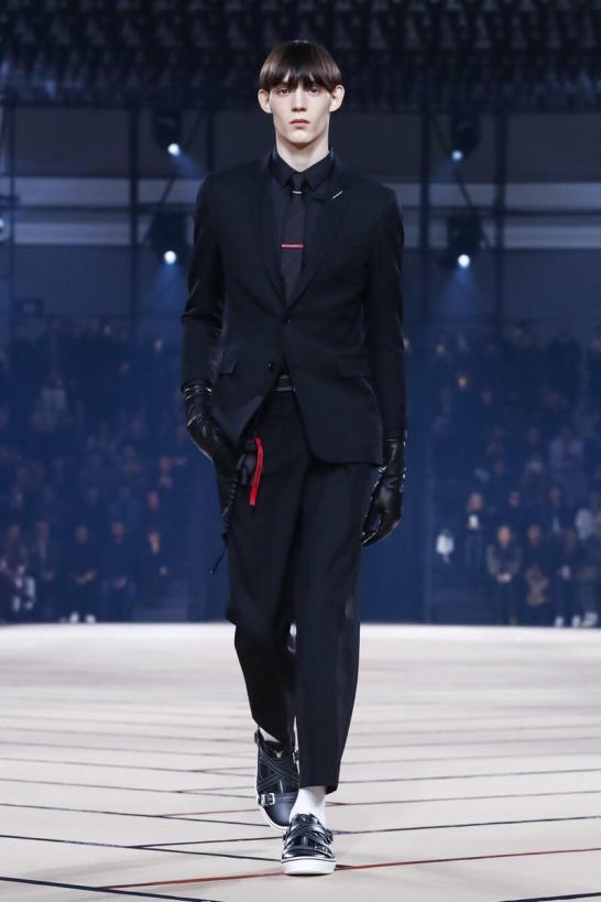Dior Homme Menswear Fall Winter 2017 Paris