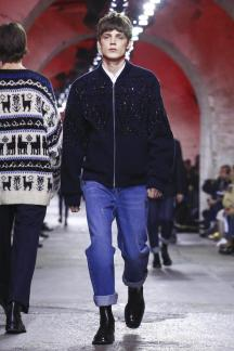 Dries Van Noten Menswear Fall Winter 2017 Paris