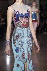 Georges Hobeika Couture Spring Summer 2017 Paris