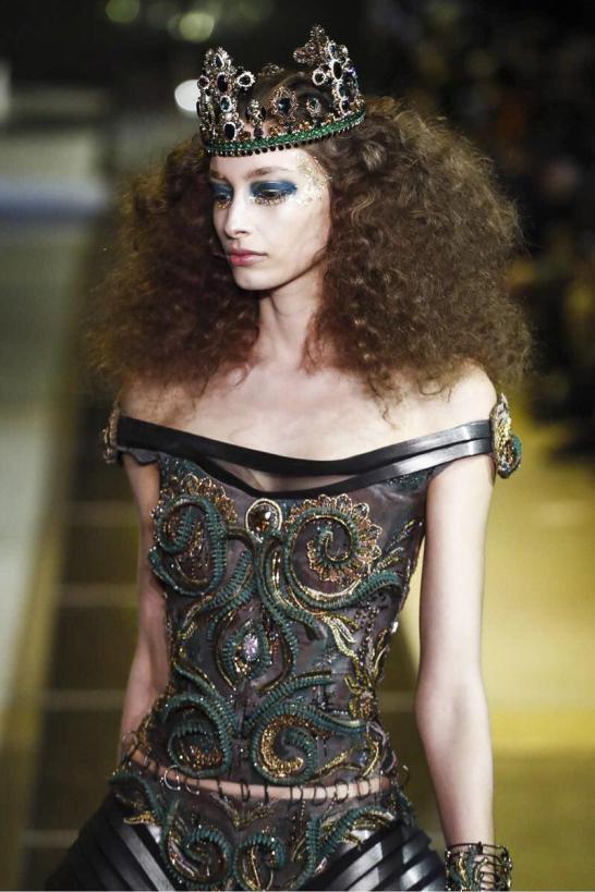 Guo Pei Couture Spring Summer 2017 Paris