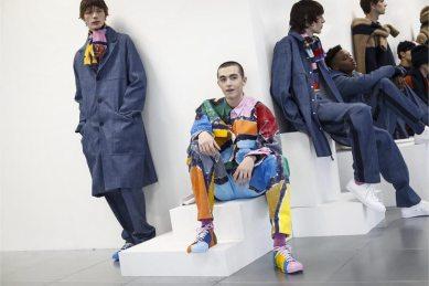 Lou Dalton Menswear F/W 2017 London 2