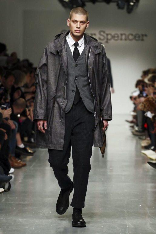 Oliver Spencer Menswear F/W 2017 London 7