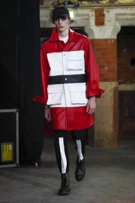 Agi & Sam Menswear F/W 2017 London 2