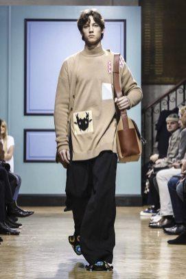 J.W. Anderson Menswear F/W 2017 London 1