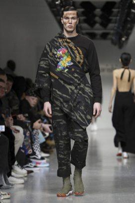 Maharishi Menswear F/W 2017 London 3