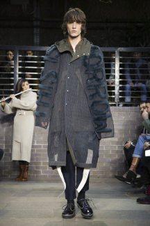 Maison Mihara Yasuhiro Menswear F/W 2017 London 1