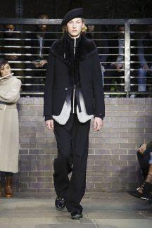 Maison Mihara Yasuhiro Menswear F/W 2017 London 2