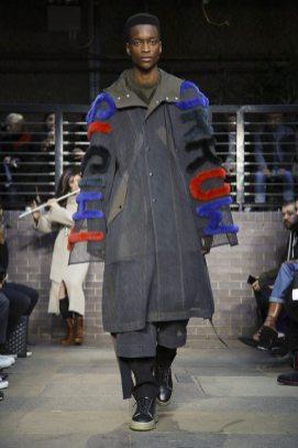 Maison Mihara Yasuhiro Menswear F/W 2017 London 5