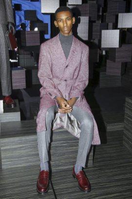 Canali Menswear F/W 2017 Milan 5